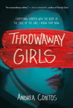 Throwaway girls by Contos, Andrea