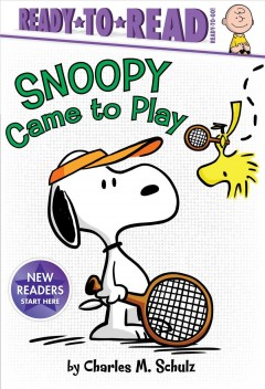 Peanuts: Snoopy came to play by Schulz, Charles M.
