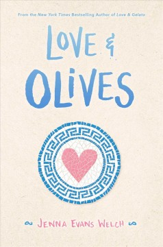 Love & olives by Welch, Jenna Evans