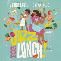 Jazz for Lunch! by Dapier, Jarrett