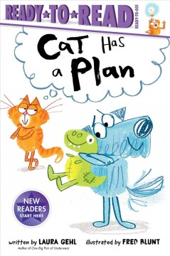 Cat has a plan by Gehl, Laura