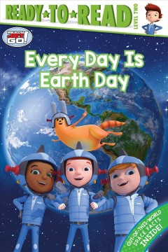 Every day is Earth Day by Brown, Jordan