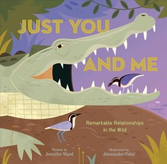 Just you and me by Ward, Jennifer