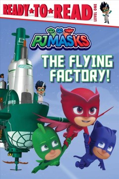 The flying factory! by Nakamura, May