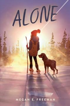 Alone by Freeman, Megan E.