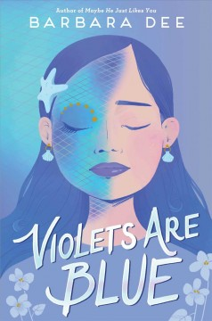 Violets are blue by Dee, Barbara.