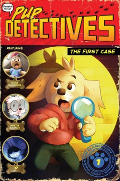 Pup detectives.  The first case  1, by Gumpaw, Felix