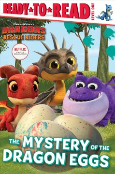 The mystery of the dragon eggs by Testa, Maggie