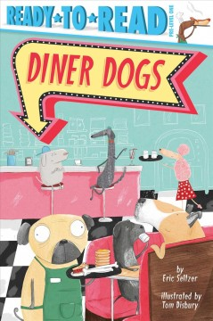Diner dogs by Seltzer, Eric