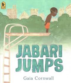 Jabari jumps by Cornwall, Gaia.