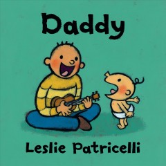 Daddy by Patricelli, Leslie