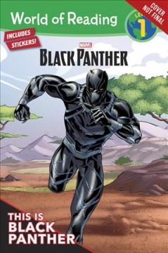 This is Black Panther! by West, Alexandra