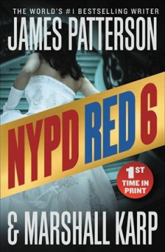 NYPD Red 6 by Patterson, James