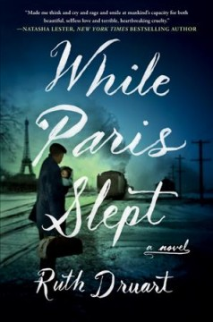 While Paris slept by Druart, Ruth