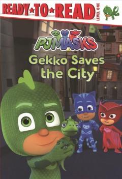 Gekko saves the city by Nakamura, May