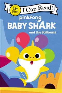 Baby Shark and the balloons by