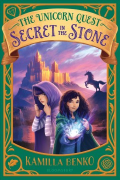 Secret in the stone by Benko, Kamilla