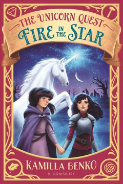Fire in the star by Benko, Kamilla.
