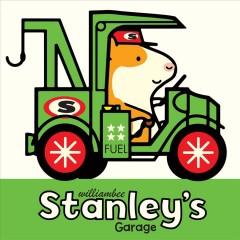 Stanley's garage by Bee, William