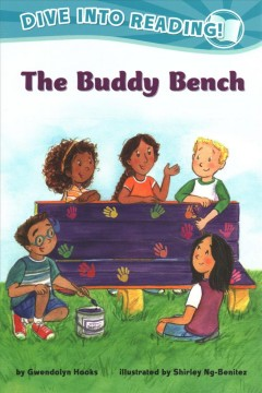The buddy bench by Hooks, Gwendolyn
