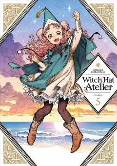 Witch hat atelier.   5 by Shirahama, Kamome