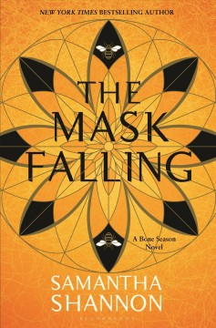 The mask falling by Shannon, Samantha