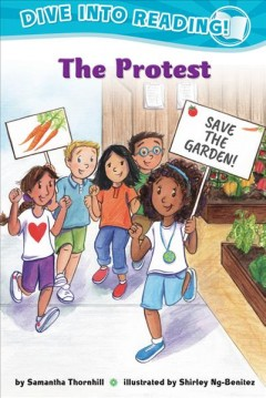 The protest by Thornhill, Samantha