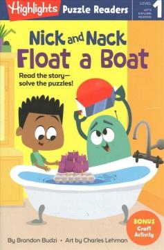 Nick and Nack Float a Boat by Budzi, Brandon