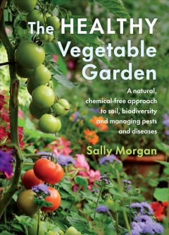 The Healthy Vegetable Garden: A Natural, Chemical-Free Approach to Soil, Biodiversity and Managing Pests and Diseases by Morgan, Sally