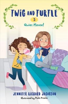 Quiet please! by Jacobson, Jennifer