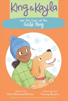 King & Kayla and the case of the gold ring by Butler, Dori Hillestad.