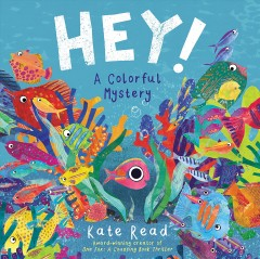 Hey! : a colorful mystery by Read, Kate