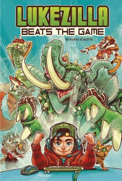 Lukezilla beats the game by Scaletta, Kurtis