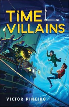 Time Villains by Pineiro, Victor