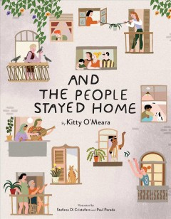 And the people stayed home by O
