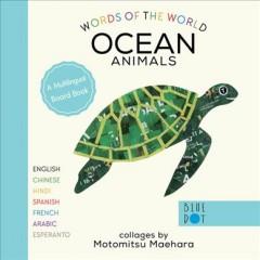 Ocean Animals (Multilingual Board Book) by Maehara, Motomitsu