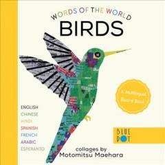 Birds (Multilingual Board Book) by Maehara, Motomitsu