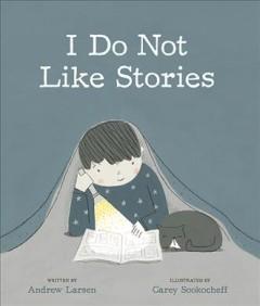 I do not like stories by Larsen, Andrew