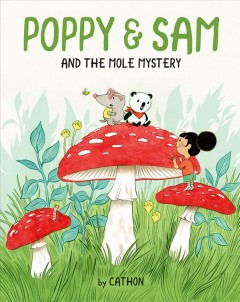 Poppy & Sam and the mole mystery by Cathon