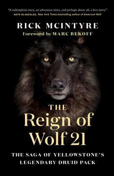 The reign of Wolf 21 : the saga of Yellowstone