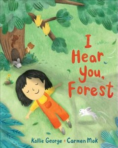I hear you, forest by George, K.