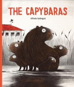 The capybaras by Soderguit, Alfredo.