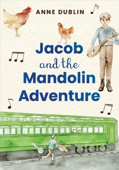 Jacob and the mandolin adventure by Dublin, Anne