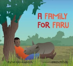 A family for Faru by Rao-Robinson, Anitha