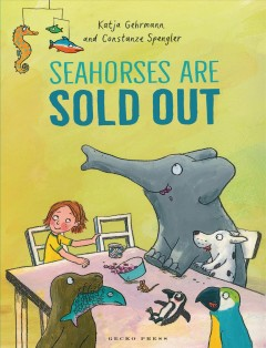Seahorses are sold out by Spengler, Constanze
