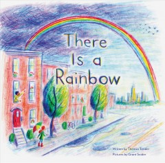 There is a rainbow by Trinder, Theresa