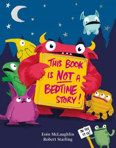 This book is not a bedtime story by McLaughlin, Eoin