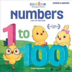 Numbers 1 to 100 by Jaramillo, Susie