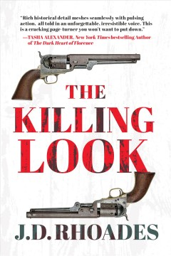 The killing look by Rhoades, J. D.