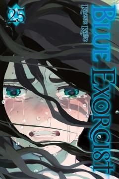 Blue exorcist.   25 by Katō, Kazue